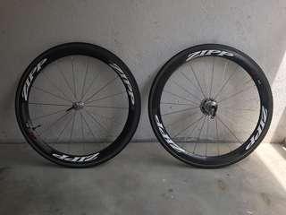 Zipp Tubular 303 carbon wheelset