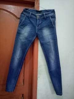 Celana Jeans up-grade