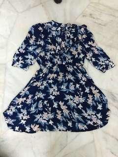 Yoco flowery dress