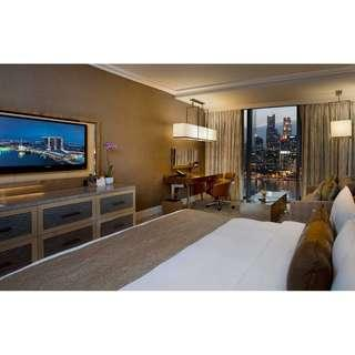Promo Marina Bay Sands Deluxe Room For Sale!