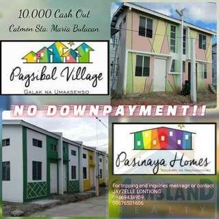 Pasinaya Homes / Pagsibol Village