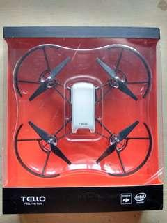 DJI Tello quadcopter drone (opened for testing)