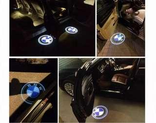 LED BMW Logo