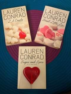 L.A. Candy Novel Series by Lauren Conrad