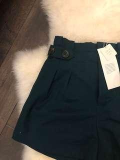BNWT Zara shorts