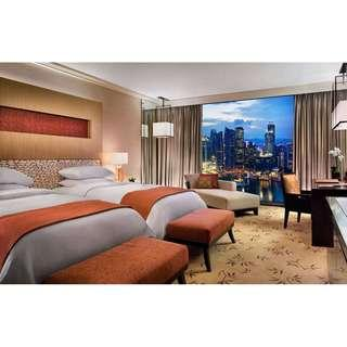 Promo Marina Bay Sands Premier Room For Sale!