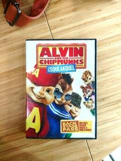 Alvin and the Chipmunks (The Squeakquel)