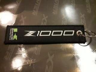 Keychain Kawasaki Z1000/Racing Team