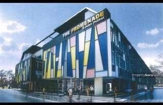 Retail space rental at The Promenade at Pelikat