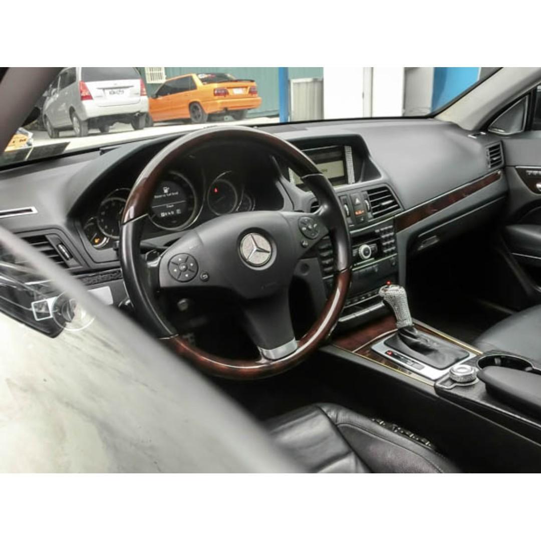 【先誠實在成交-打破市場最低價】11 E350 Coupe雙門魅惑