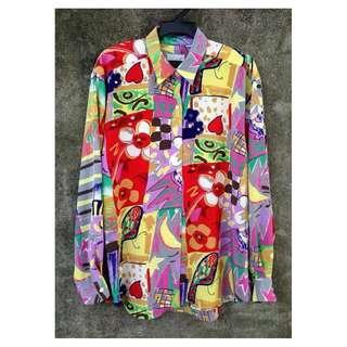 東京製古著上衣