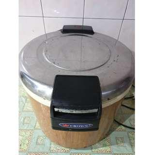 Commercial 20L Rice Warmer (CROWN)