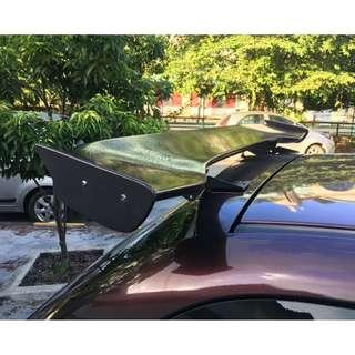 GT Wing J's Racing Style for hatchback cars