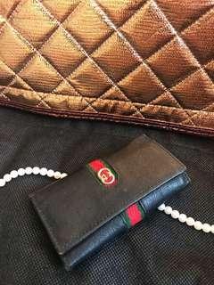 Vintage Gucci 鎖匙包