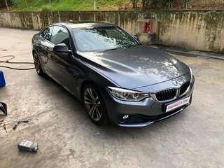 BMW undefined 320i Coupe Auto