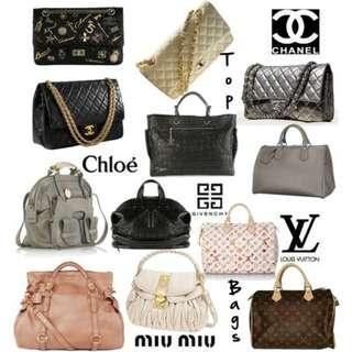 Handbags 3A grade
