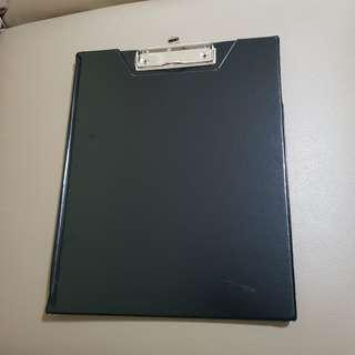 A4 Clipboard with Pocket inside