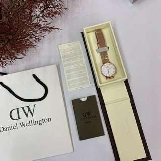 DANIEL WELLINGTON STEEL LADIES