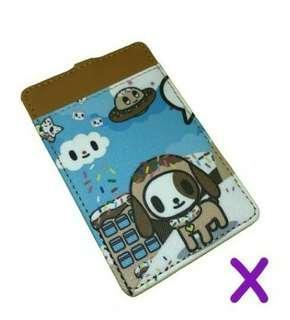 Tokidoki Cardholder (Design X)