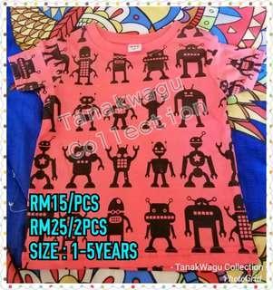 T-shirt for Boy & Girl
