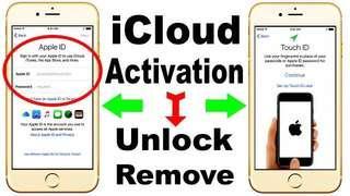 Unlock Apple ID full list