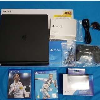 PS4 Slim CUH-2106A 500GB