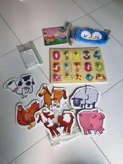 🚚 Bundle of Kids Toys