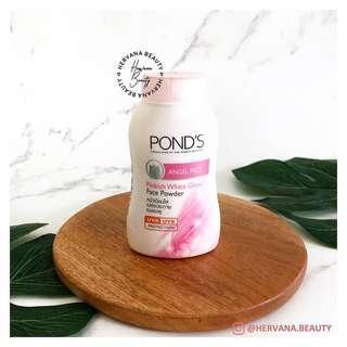 PONDS ANGEL FACE POWDER - PINKISH WHITE GLOW [100% NEW]