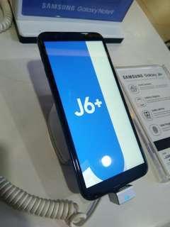Samsung J6+ cicilan tanpa kartu kredit bunga bisa 0%