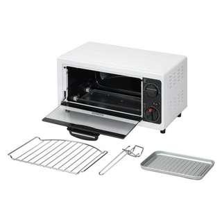 Kenwood oven toaster with grill
