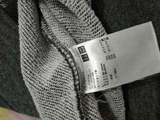 SWEATSHIRT UNIQLO !
