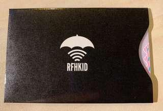 RFID Blocking HKID Card Holder 新智能身份證 防個人資料盜竊 超薄設計 保護套一個