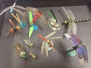 Ultra Rare Dragonfly & Insect collectible