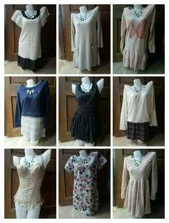 Dress & Blouse for sale