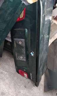 E46 rear spoiler