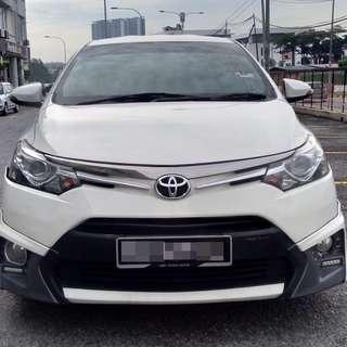 Kereta Sewa Murah Toyota Vios