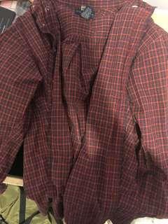 Polo Button Up Shirt