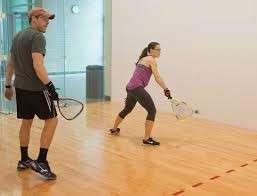 Squash Sparring Partner