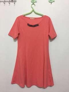 Pink PDI Dress