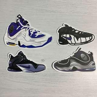🚚 Nike Penny Hardaway Sneakers Waterproof Sneakers