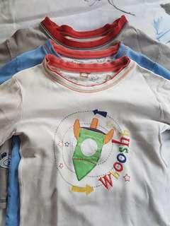 KIDS Mothercare Long Sleeves 3-5yrs