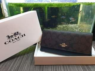 Wallet with pass holder