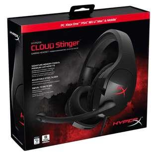 🚚 HyperX Stinger Gaming Headset