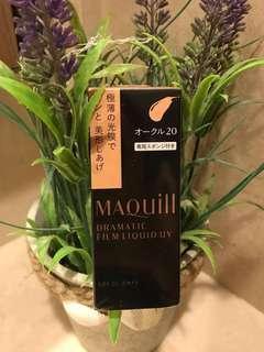 Shiseido MAQuillAGE Dramatic Liquid UV Foundation
