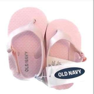 250 only! Brand New Old Navy Sandals for 6 to 12 months!