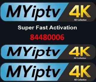 AC Ryan (new)TV, 4K media player, model: ACR-VE94100 (Brand