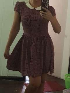 Authentic Forever 21 chic Dress
