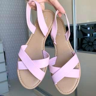Pink Rubi Sandals