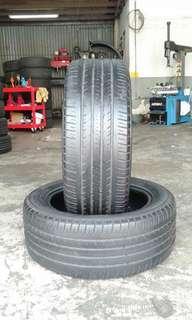 Secondhand tyres 195/55/15
