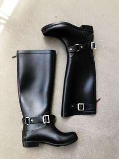 Rain boots (knee high)